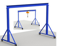 fixed height gantry cranes